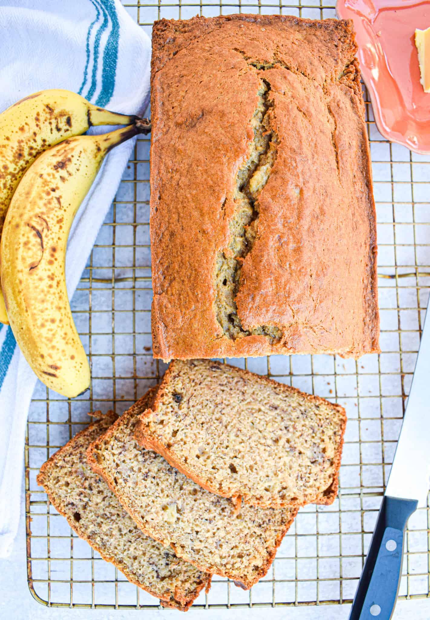 best simple easy banana bread recipe