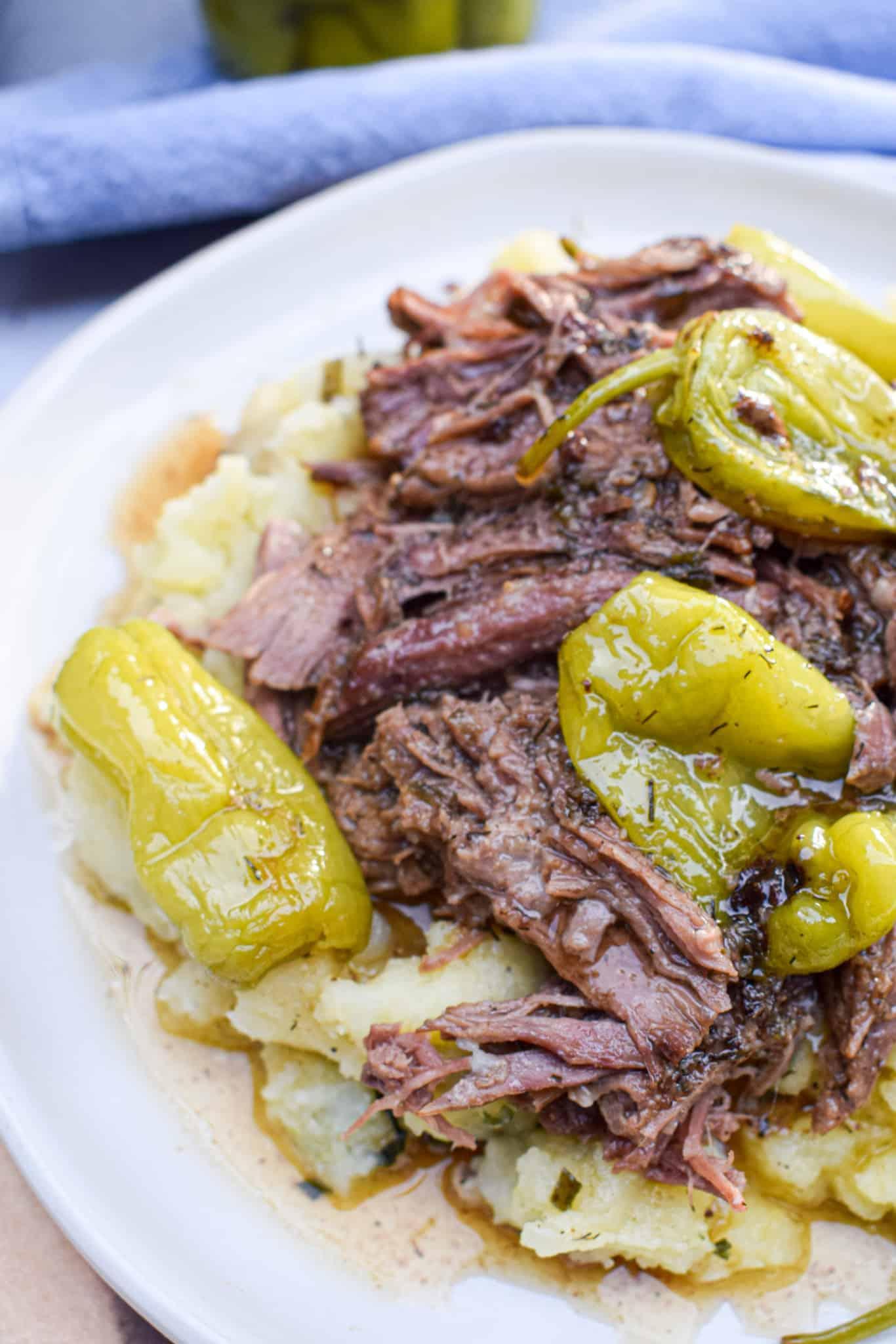 whole30 mississippi beef pot roast