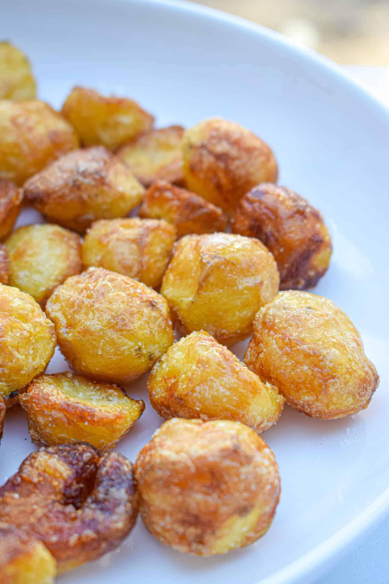 roastie potatoes