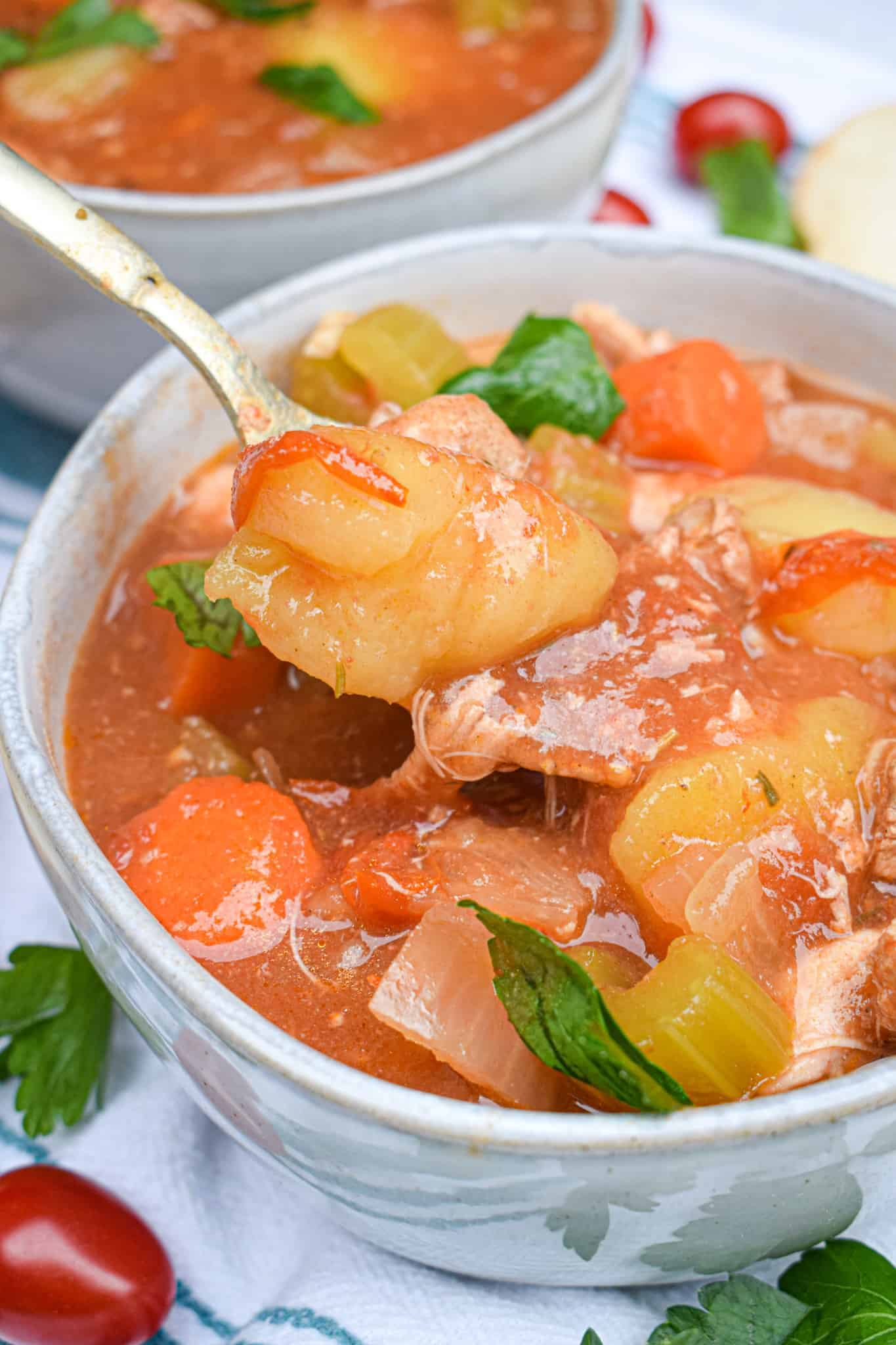 whole30 chicken stew slow cooker