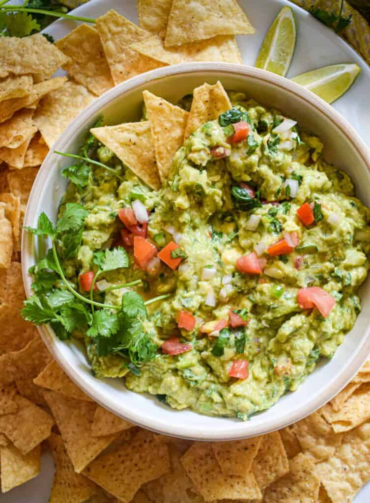 the best easy guacamole my favorite by the jam jar kitchen