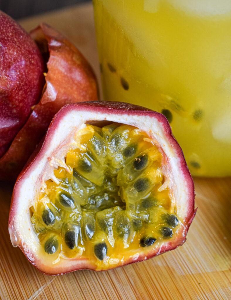 passionfruit cocktails