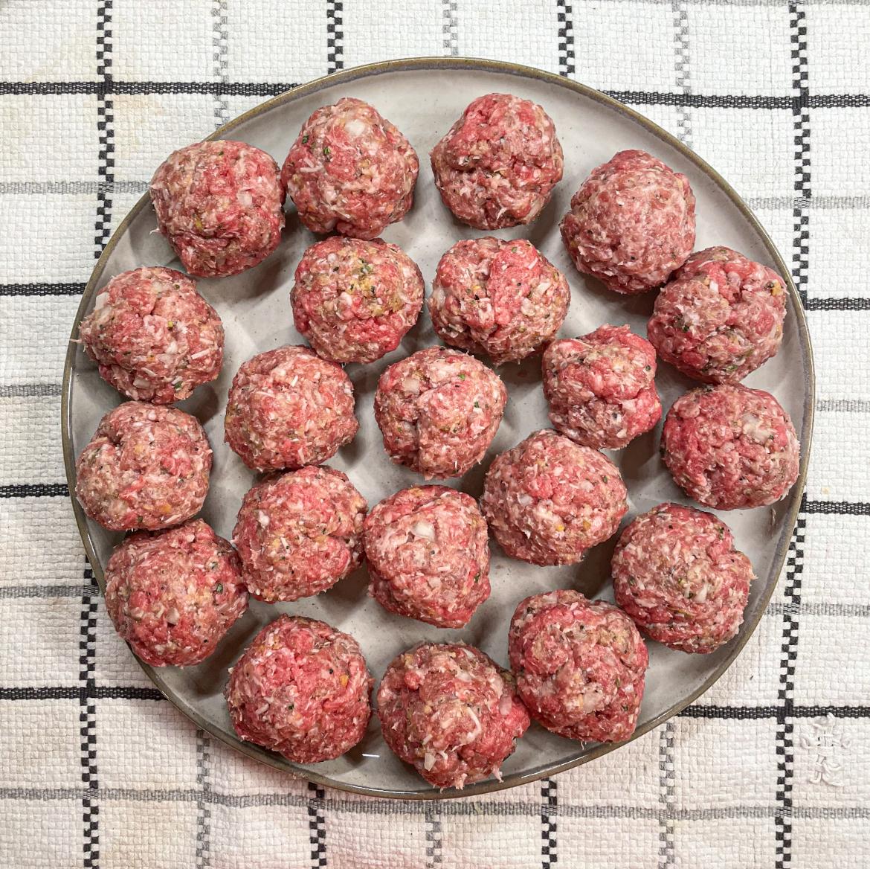 how to make homemade italian meatballs