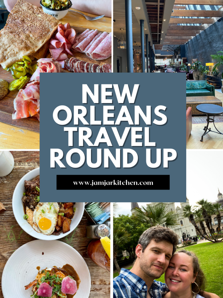 how to plan a trip to New Orleans