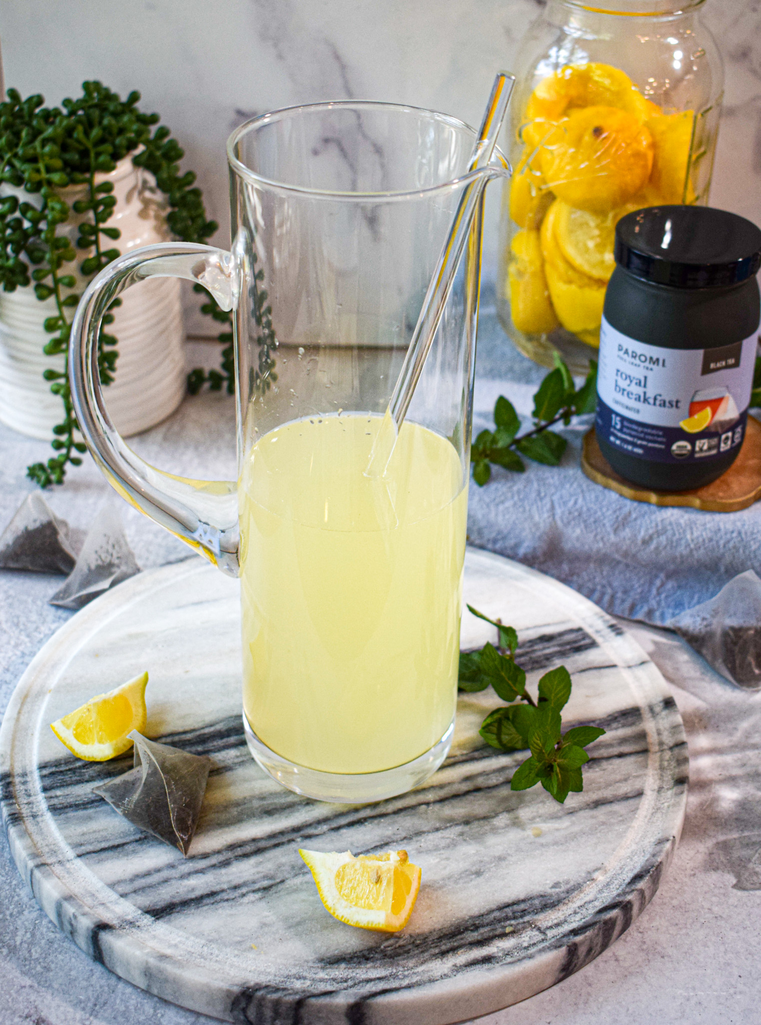 how to make lemonade from scratch